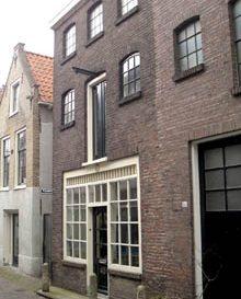 Het kantoor van Bureau Kraan bevindt zich in een monumentaal pand te Vlaardingen