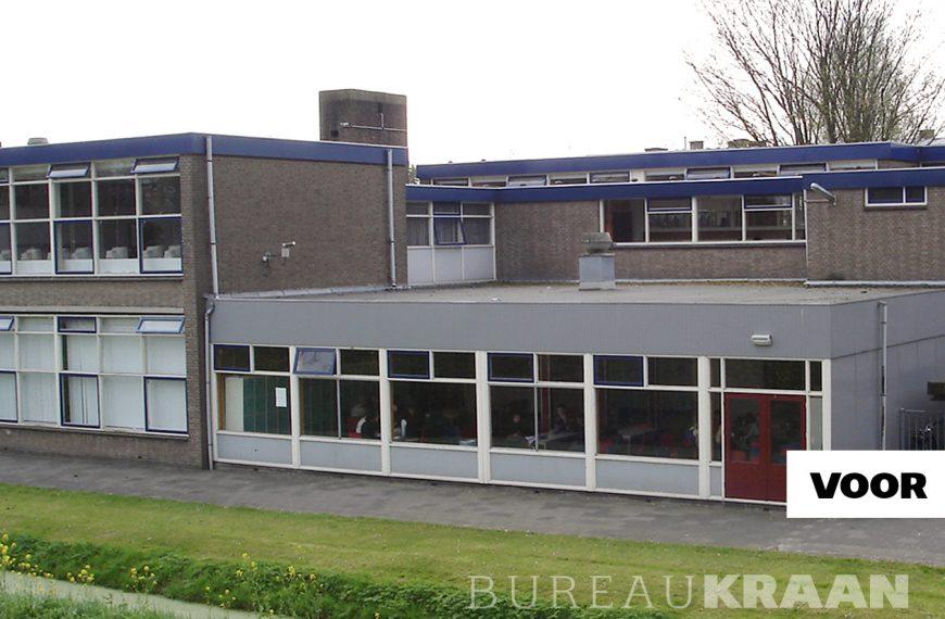 Uitbreiding school