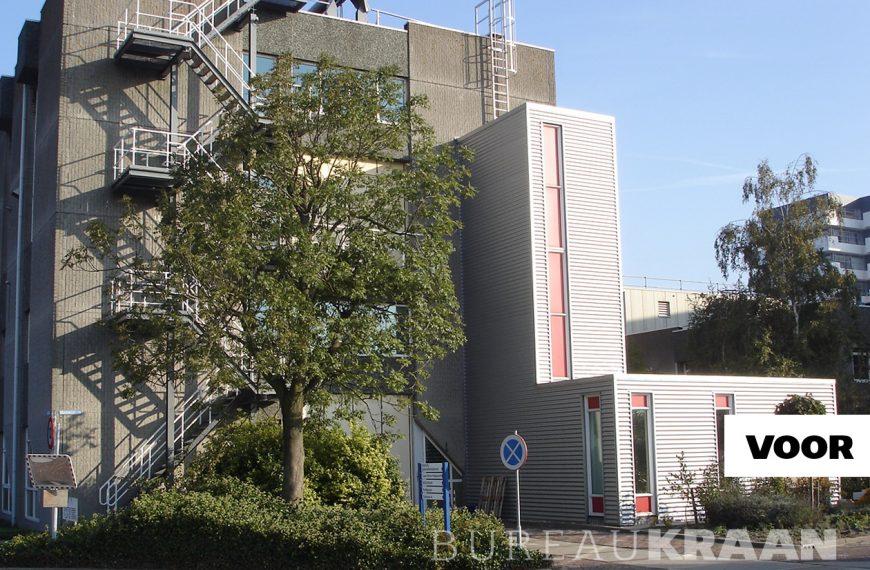 Uitbreiding Laboratorium